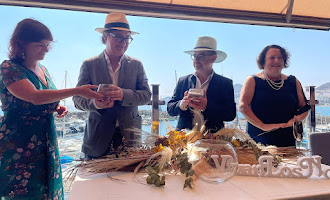 Así fue la espectacular boda celebrada en Cabo de Gata