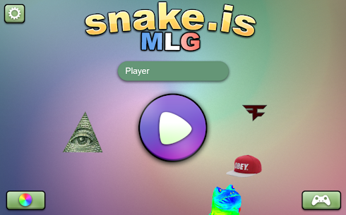 Snake.is MLG Edition 6
