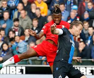 """Samuel Bastien a fait un choix: """"L'intérêt de Bruges était très concret"""""""
