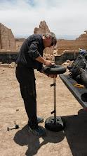 Photo: Charles Hedrich, désert d'Atacama.