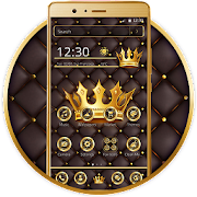 App Luxury Gold King Theme APK for Windows Phone
