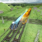 Super Indian Train Racing : Train Games 2017 icon