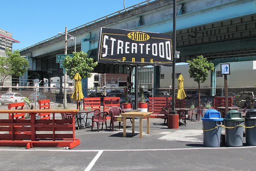 Restaurants and Cafes in SoMa, San Francisco