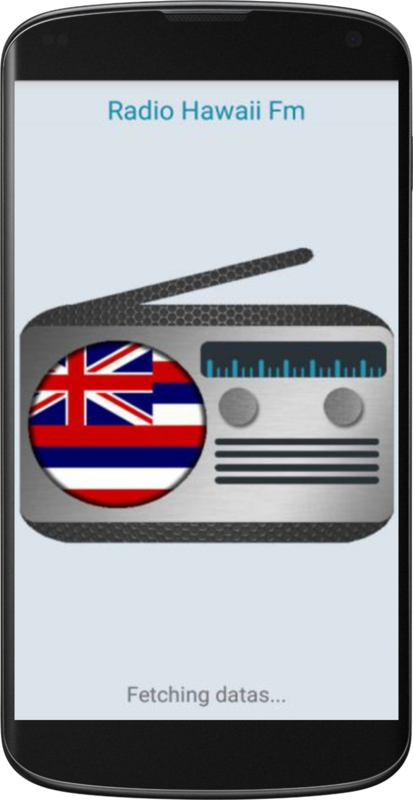 Radio Hawaii FM- screenshot