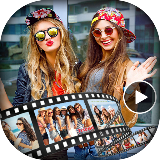 Friendship Day Video Maker - Music Slideshow Maker