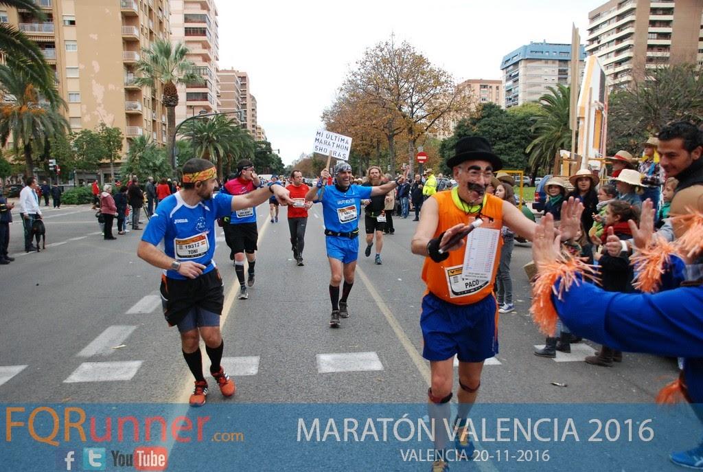 Maratón Valencia 2018: ¡Ánimo, lo vas a conseguir!