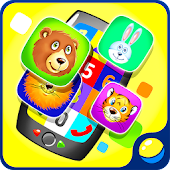 Baby Phone for Toddlers: Kids Fun Educational Game