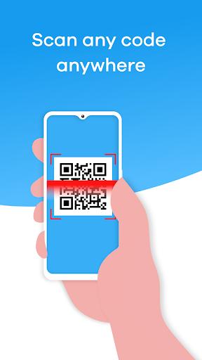 QR Code Scanner screenshot 2