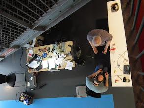 Photo: Reparatieafdeling voor alle scherm gerelateerde zaken