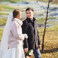 Wedding photographer Ekaterina Zubkova (KateZubkova). Photo of 22.11.2017