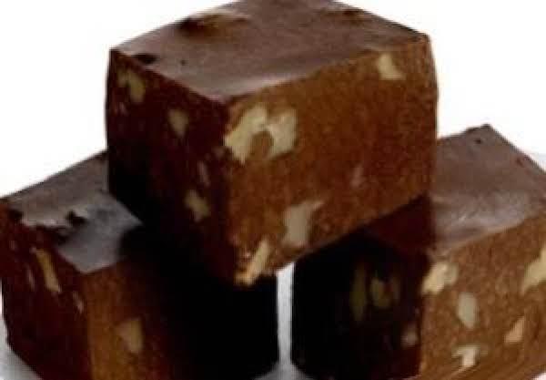Aunty A's Easy Chocolate Fudge Recipe