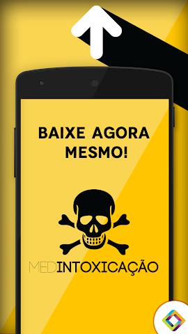 android MedIntoxicação: Intoxicações Screenshot 5