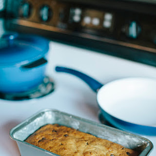 Browned Butter Chocolate Chip Banana Bread.