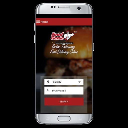 FoodGenie - Order Food Online
