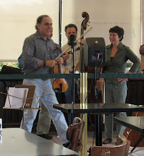 Photo: Gene Lowinger, Rob Bradley, Charlene Paden