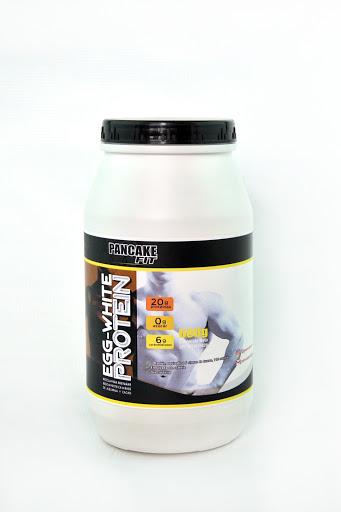mezcla para panquecas pancake fit egg white protein cacao 600g