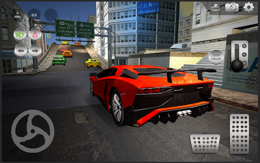 Car Parking eLegends: New Car Games apktreat screenshots 2