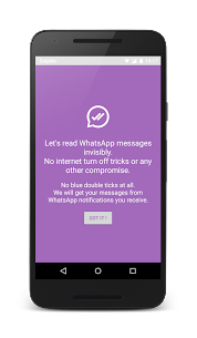 Hide Blue ticks, last seen & read deleted messages App Download For Android 5