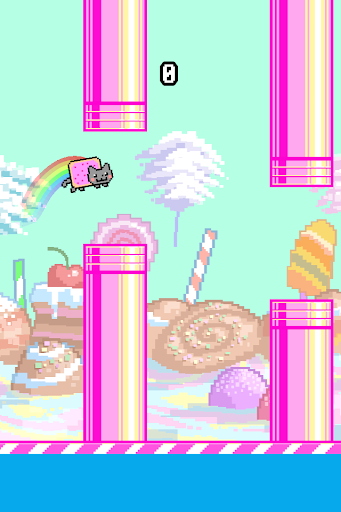 Flappy Nyan screenshots 1