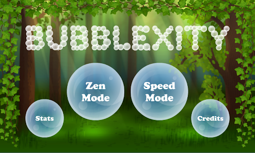 Bubblexity- screenshot thumbnail
