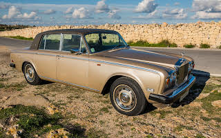 Rolls-Royce Silver Shadow II Rent Central Region