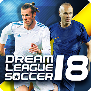 Dream League Soccer 2017 er her, og det er bedre enn noensinne! APK Icon