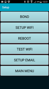 BenignEye Client for Android - náhled
