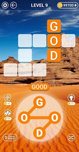 Word Connect - Fun Crossword Puzzle screenshots 2