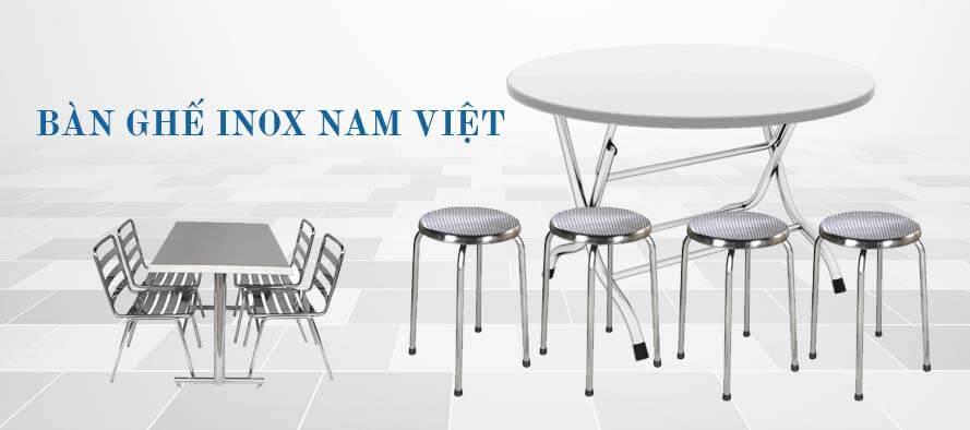 ÔNG TY CP SẢN XUẤT TM VÀ DV NAM VIỆT - INOXNAMVIET