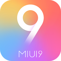 MIUI9 Theme - Icon Pack, Wallpapers, Launcher