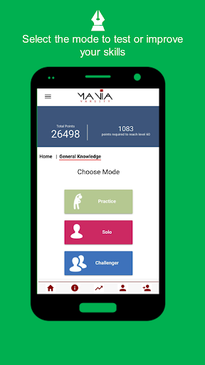 ManiaQuiz - improves skills for competitive exams  screenshots 3