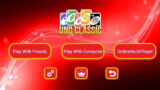Card Game UNO Classic - náhled