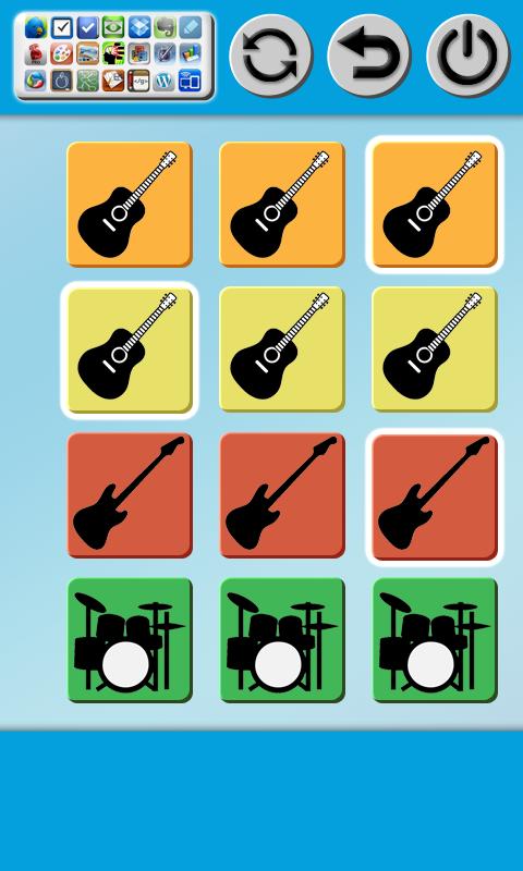 Band-Game-Piano-Guitar-Drum 19
