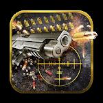 Gunnery Bullet Typewriter Icon