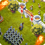 Lords & Castles - Medieval War Strategy MMO Games APK icon