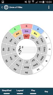 smart Chords & tools (guitar, bass, banjo, uke… 4