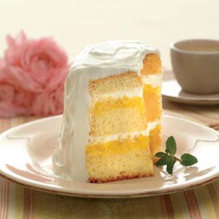 Pineapple Rum Crème Cake
