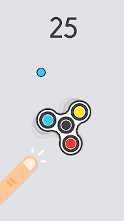 Spinny Fidget Screenshot