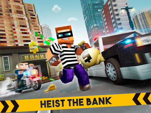 ud83dude94 Robber Race Escape ud83dude94 Police Car Gangster Chase  screenshots 9