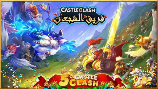 Castle Clash: u0641u0631u064au0642 u0627u0644u0634u062cu0639u0627u0646 1.2.81 Screenshots 1