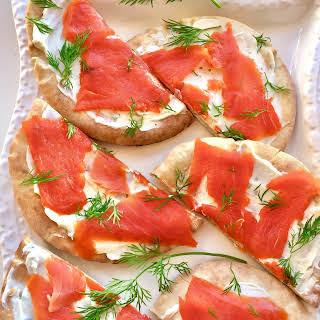 Smoked Salmon Flatbread Recipes.