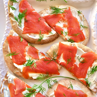 Smoked Salmon Flatbread Recipes.