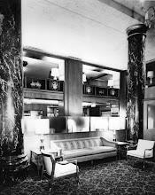 Photo: Detail, Main Lobby, Penn Alto Hotel