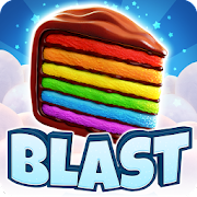 Game Cookie Jam Blast - Match & Crush Puzzle APK for Windows Phone