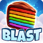 Cookie Jam Blast - Match & Crush Puzzle Icon
