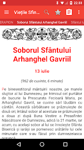 Viețile Sfinților- screenshot thumbnail