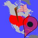 Amérique du Nord icon