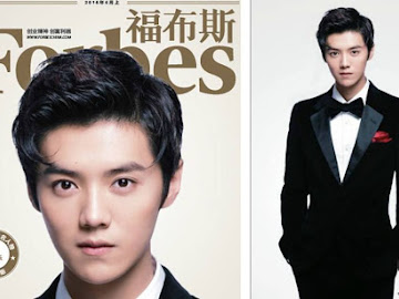 "Luhan ""Forbes China"""