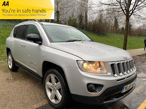 2011 JEEP COMPASS LIMITED 4X2