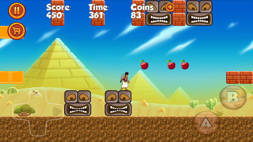 Aladin Jungle Magic Adventure Game Free 1.0 screenshots 2